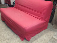 Ikea Red Futon  -  DELIVERY