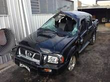 wrecking nissan navara d22 2002 -2015 ZD30 YD25 diesel MOST PARTS Adelaide CBD Adelaide City Preview