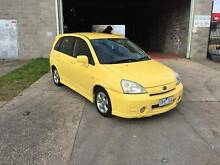 2003 SUZUKI LIANA GS HATCHBACK 5 SPEED LOW KMS CHEAP CAR!!! South Kingsville Hobsons Bay Area Preview