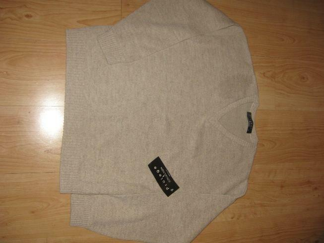 Nowy sweter L