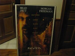 Mounted Movie Posters