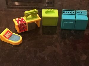 Fisher Price Vintage Accessories