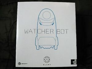 Wrench Jr. - Watcher Bot Companion