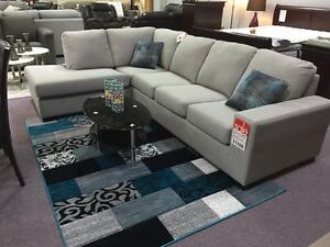 BRAND NEW CANADIAN MADE HIGH QUALITY SECTIONAL
