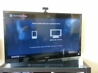 46 Sony led edge tv 3D smart apps great condition great working order can deliver bargain