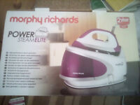 Morphy Richards Steam Elite Iron