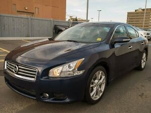 2012 Nissan Maxima 3.5 SV, Leather, Heated Seats, Heated Steerin