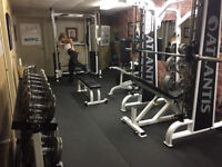 Private personal training for women and groups.