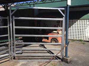 Cattle  Yard Panel Gate Urbenville Tenterfield Area Preview