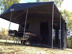 NEW MODEL! Family Size Softfloor Camper Trailer O'Connor Fremantle Area Preview