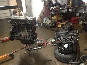 ACURA INTEGRA ENGINE B18B, B20B GS LS