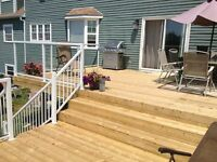Deck season is here!!!