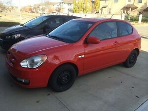 2009 Hyundai Accent, ONLY 45000 km, $4500