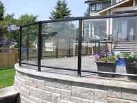 Railing/Gates/Fences/Decks/Pool/enclosures - Canopy