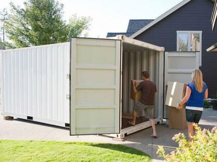 Self Storage Container Hire - Safe & Secure
