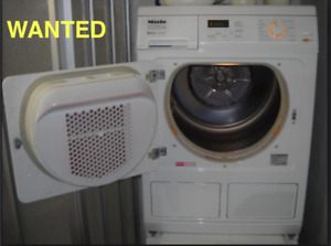 DRYER WANTED