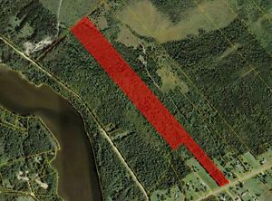 Acreage for sale on route 11 Bartibogue - Great Price!!