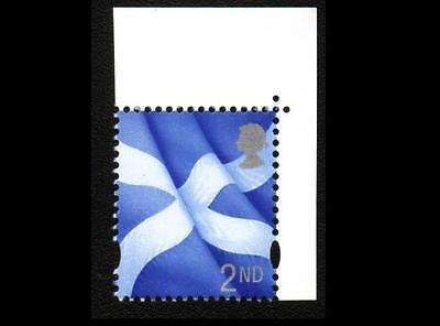 S94 2nd Scots Flag QUESTA SCOTLAND Regional UM.