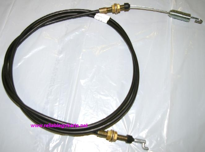 Cable, Shifter for Chuck Wagon (most gas models, please see notes)  2-11082