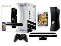 XBOX 360 Kinect 250GB Special Edition + 3 Games