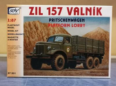 SDV LKW Bausatz ZIL 157 Pritschenwagen