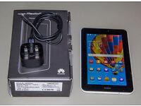 Huawei MediaPad7 tablet