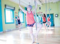 Pole Dance classes in halifax!