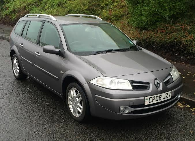 2008 renault megane estate 1 4 diesel in swansea gumtree. Black Bedroom Furniture Sets. Home Design Ideas