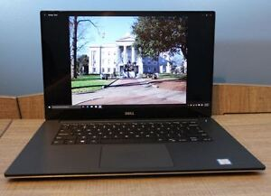 A VOIR ! Dell XPS 9550 15 - infinite edge / trade Macbook pro 15