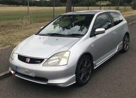 Honda Civic Type R EP3 F/S/H