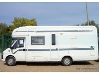 Fiat Autotrail Mohican SE - 2005/55 for sale at Kent Motorhome Centre