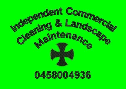 Commercal Cleaning & Landscapping maintenance