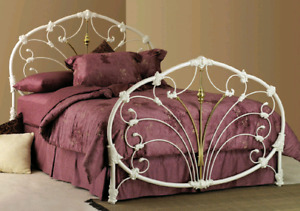 Bed Frame - Queen Size by Elliott's Designs Inc