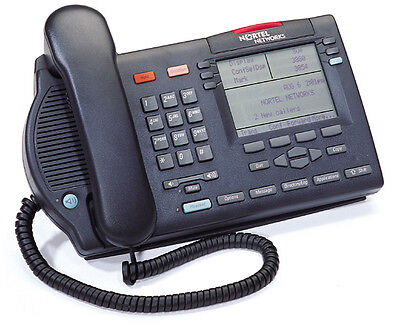 Nortel M3904 Display Telephone Set (charcoal)