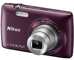 Nikon-Coolpix-S4300-16MP-6X-Wide-Angle-Zoom-720P-HD-3-Touch-Screen-LCD-Display