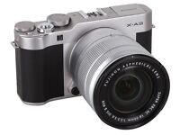 Fujifilm Fuji X-A3 XA3 Mirrorless 24MP Camera w/ XC 16-50mm OIS II Kit Lens