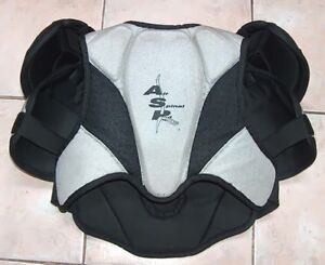 Selection of 6 Pair of Ice Hockey Shoulder Pads London Ontario image 8
