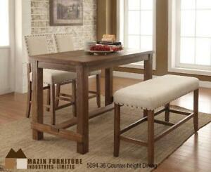 Dinette Set with Bench (MA755)
