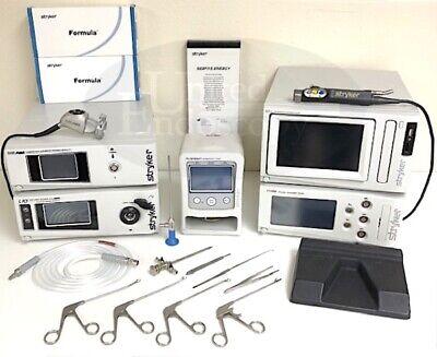 Stryker - 1588 Aim Arthroscopy Tower System Endoscope Endoscopy