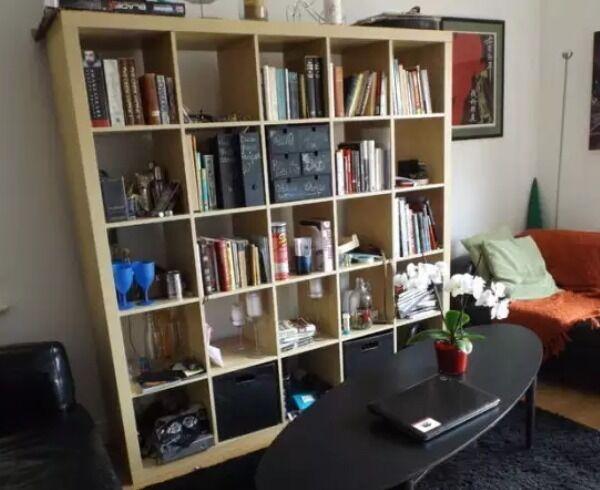 ikea shelving unit 60 expedit kallax 5x5 in york north yorkshire gumtree. Black Bedroom Furniture Sets. Home Design Ideas