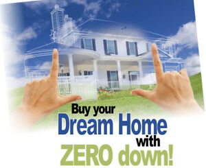 No Down Payment to Buy a House? No Problem!