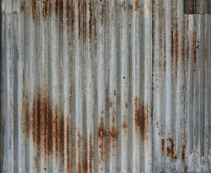 Wanted: Rusty Corrugated Iron Currambine Joondalup Area Preview