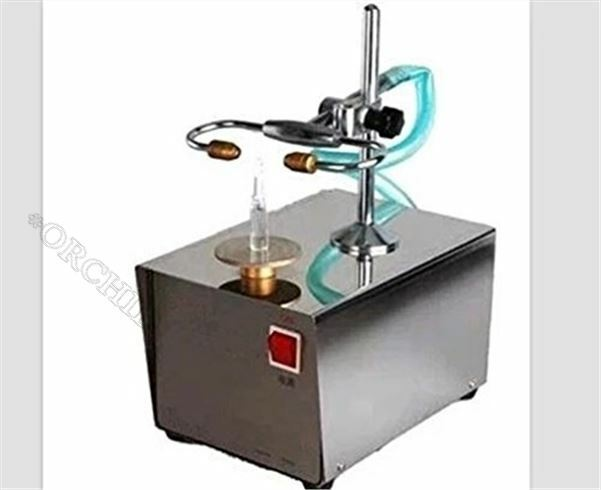 RF-1 Type Ampoule Melting And Ampoule Sealing Machine For Lab zm
