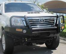 Toyota Hilux Bullbar Kyneton Macedon Ranges Preview