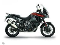 KTM 1290 Adventure S 1290 P/X over-allowance!