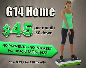 HyperVibe G14 whole body vibration machine Cambridge Kitchener Area image 6