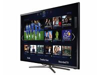 Samsung UE40F5500Ak 40 Inch Smart LED TV RRP £455 **READ DESCRIPTION**
