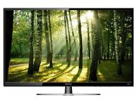 "Hisense BLACK 32"" HD TV LED screen INCLUDES 6 MONTHS GUARANTEE"