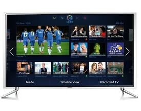"SAMSUNG 46"" HD 3D LED TV 4HDMI FREEVIEW HD RRP: £799"