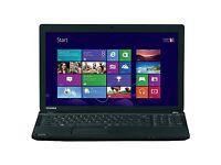 Toshiba C50 core i3...Tb HDD...4gb Ram..Windows 10